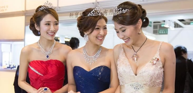 Asia Key Jewelry Event
