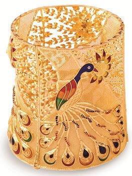 Handmade Product filigree work, mina work, Kolkata made.