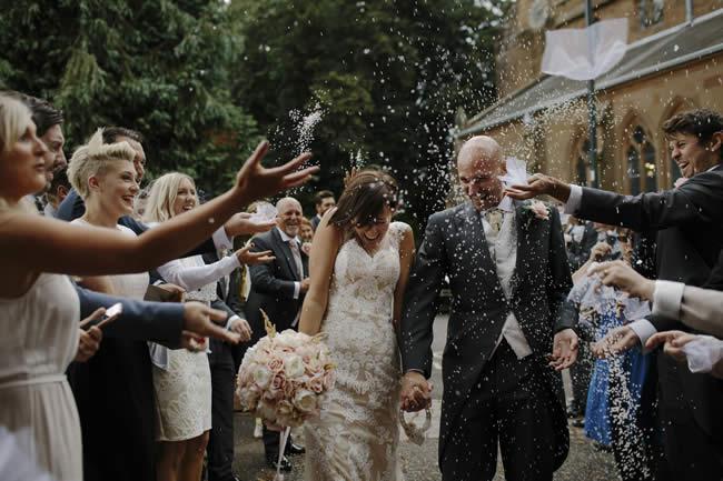 summer wedding