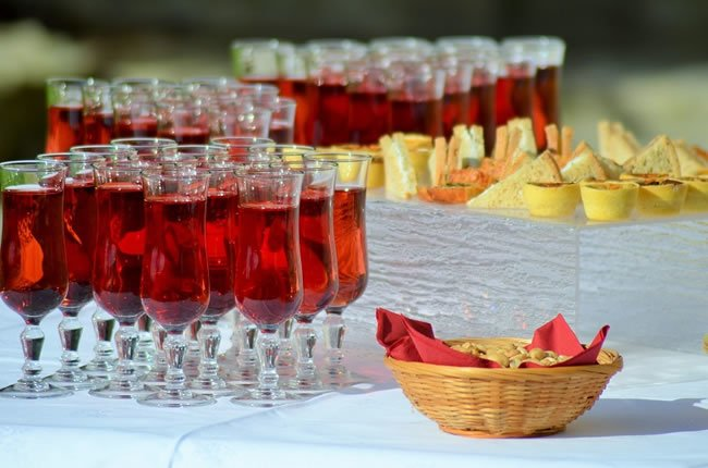 wedding reception venue services