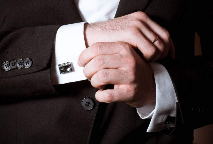 The Most Expensive Cufflink in the World