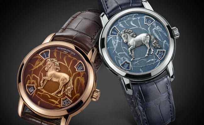 Métiers d'Art The Legend of the Chinese Zodiac 2014, year of the horse