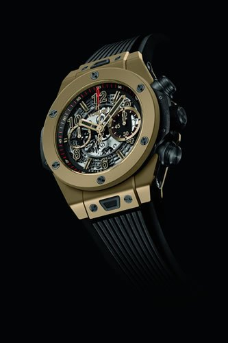 Hublot celebrates the 10th anniversary of the iconic BIG BANG by unveiling 3 new models…