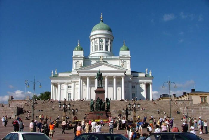 Want a special location to propose someone special - Go Finland