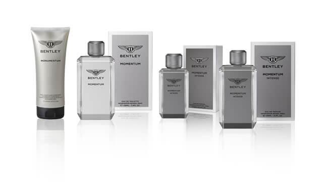 Bentley Momentum: A Bespoke, Bold New Fragrance