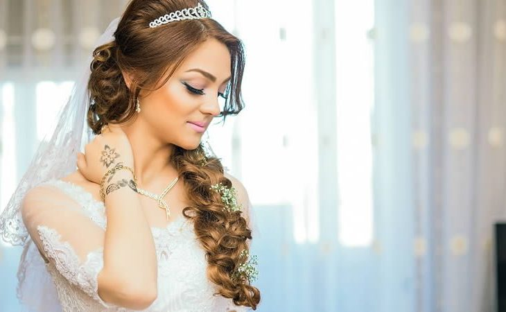 Beautiful Bride: How to Keep the Stress off Your Face & Look Stunning for Pictures