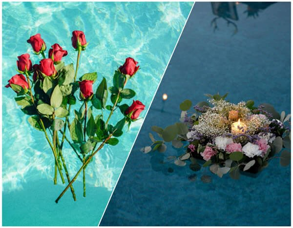 Poolside Wedding: Venue Choice and Decorating Ideas
