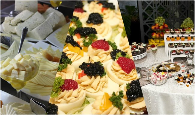 Top Must Have Items for Wedding Caterers & Banquet Facilities