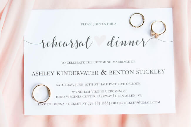 Charming Wedding Event Invitations From Basic Invite