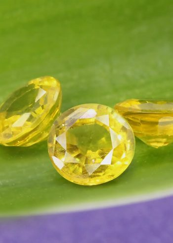 5 Things You Should Consider Before Buying Yellow Sapphire Stone