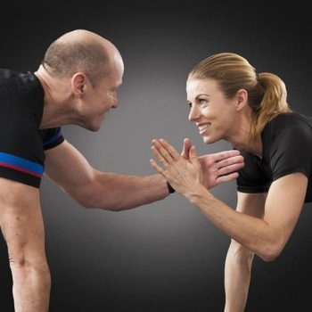 10 Wedding Workouts to Do with Your Fiancé