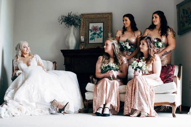 Outfit Ideas for Bridesmaids without Having to Look Like a Bride