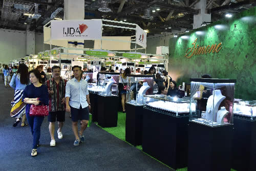 Singapore International Jewelry Expo 2019