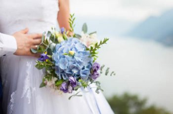 7 Creative Ways to Add Something Blue to Your Big Day