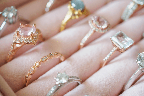 The Price of Engagement Rings