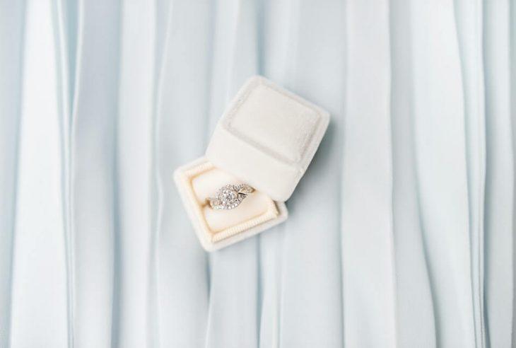 Designing A Minimalist Style Engagement Ring