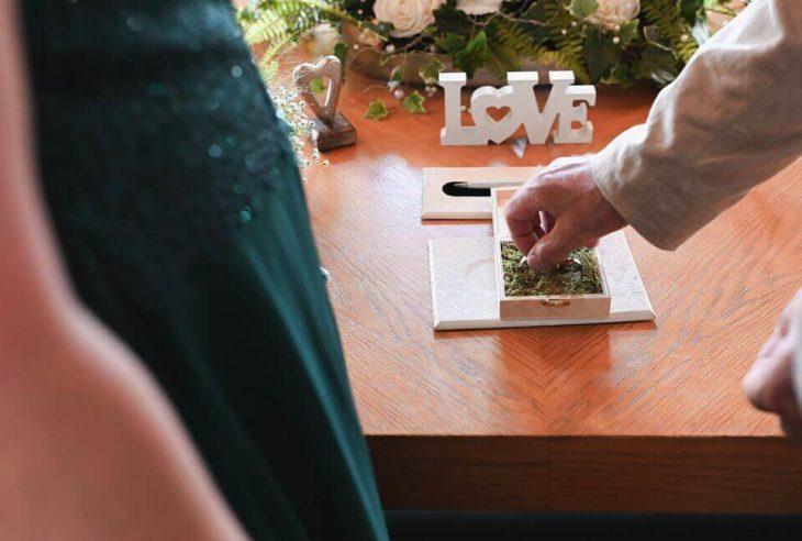 Wedding place